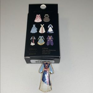 Loungefly Princess Dress blind box pin.